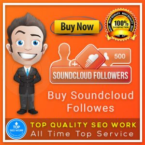 buy high quality soundcloud followers